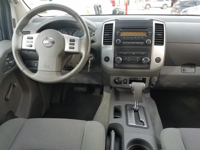2016 Nissan Frontier S 16