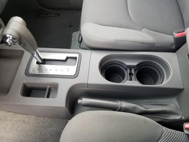 2016 Nissan Frontier S 21