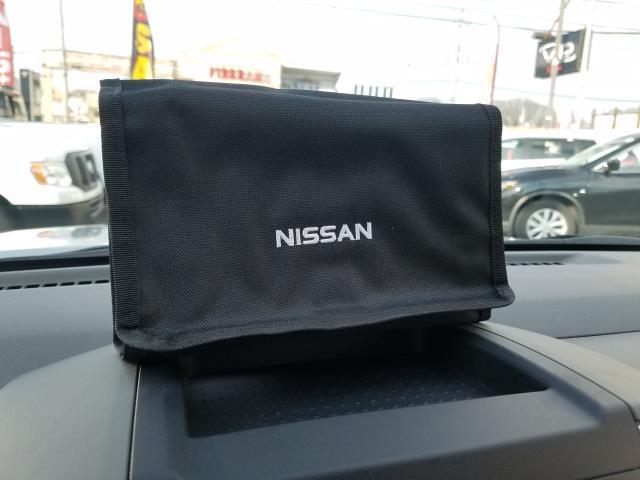 2016 Nissan Frontier S 25