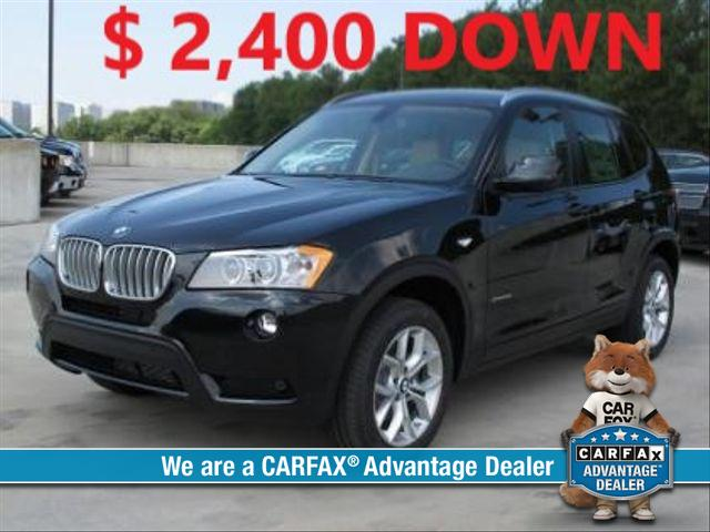 2013 BMW X3 xDrive28i Sport Utility 4D for sale in South Hackensack, NJ