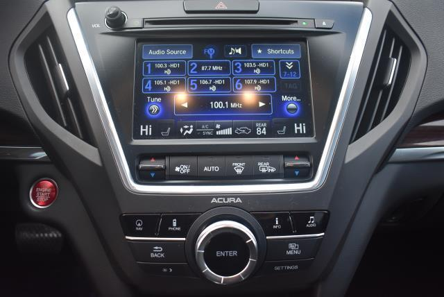 2016 Acura MDX w/Tech/AcuraWatch Plus 20