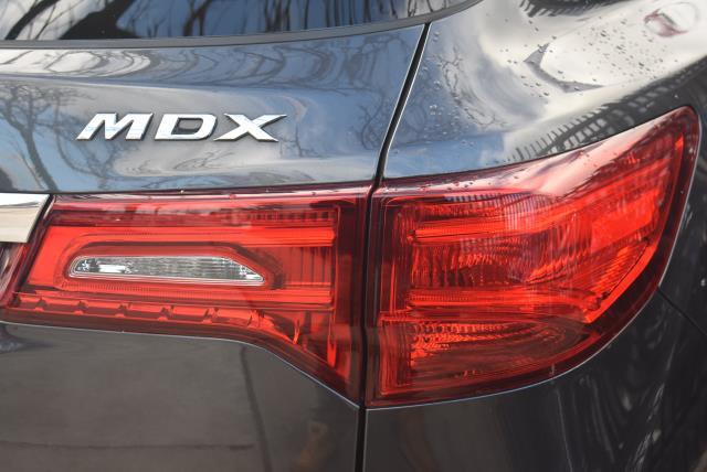 2016 Acura MDX w/Tech/AcuraWatch Plus 8