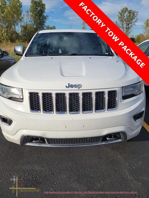2014 Jeep Grand Cherokee Overland for sale in Holland, MI