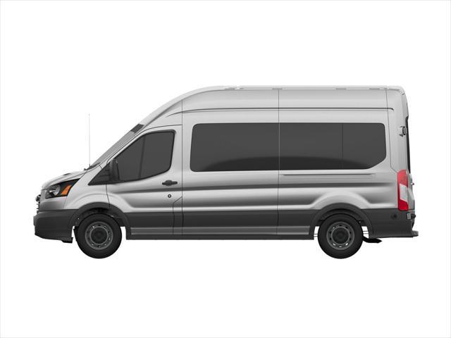 White 2018 Ford Transit Passenger Wagon XL/XLT Full-size Passenger Van Wilmington NC