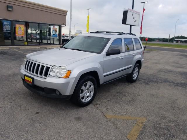 Used JEEP GRAND-CHEROKEE 2008 KILLEEN LAREDO