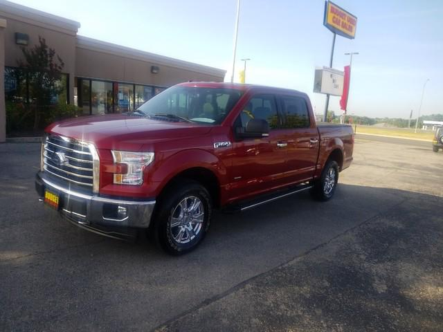 Used Ford F-150 2017 KILLEEN XLT SuperCrew 6.5-ft. Bed 4WD