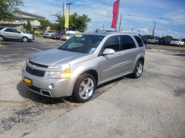 Used Chevrolet Equinox 2008 KILLEEN LTZ 2WD