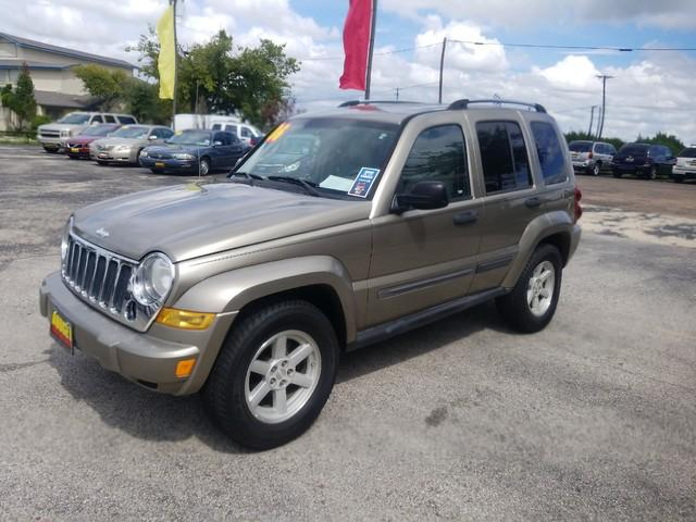 Used Jeep Liberty 2006 KILLEEN Limited 2WD
