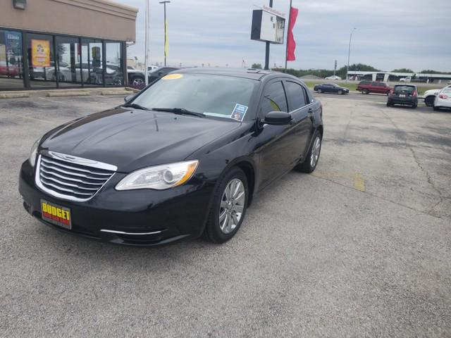 Used Chrysler 200 2014 KILLEEN Touring