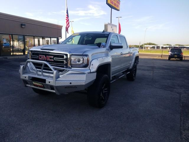 Used GMC Sierra-1500 2016 KILLEEN SLE Crew Cab Short Box 4WD
