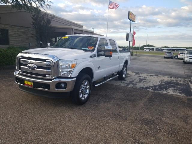 Used Ford F-250-SD 2011 KILLEEN Lariat Crew Cab 4WD