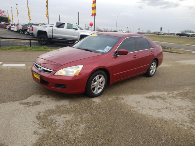 Used Honda Accord 2007 KILLEEN LX SE Sedan AT