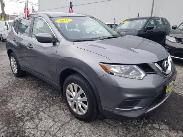 2016 Nissan Rogue S 5