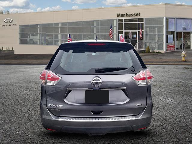 2016 Nissan Rogue S 2