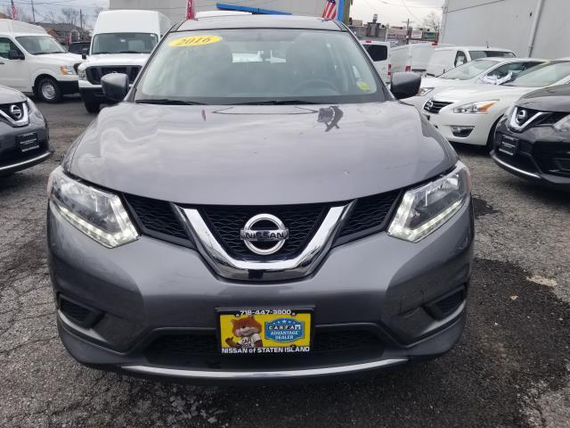 2016 Nissan Rogue S 6