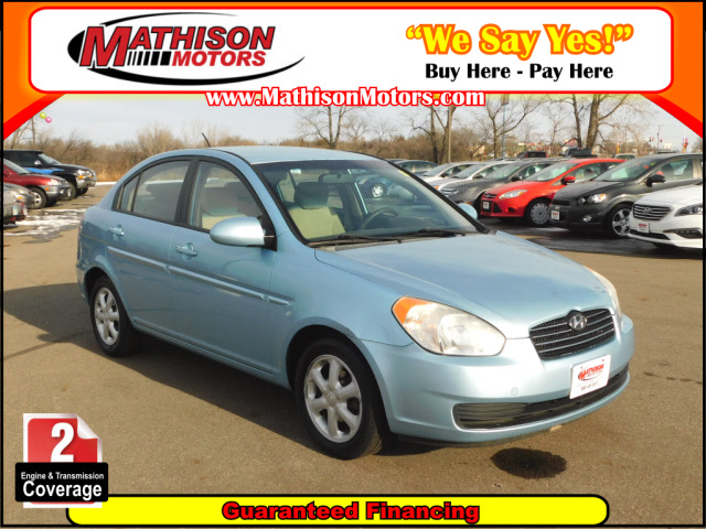 Used Hyundai Accent 2008 MATHISON Gls
