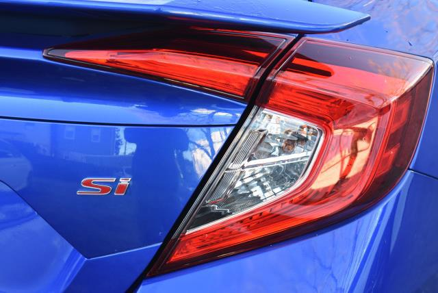 2017 Honda Civic Sedan Si 8