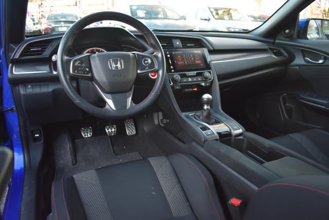 2017 Honda Civic Sedan Si 13