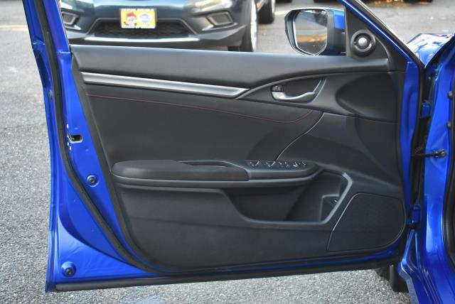 2017 Honda Civic Sedan Si 14