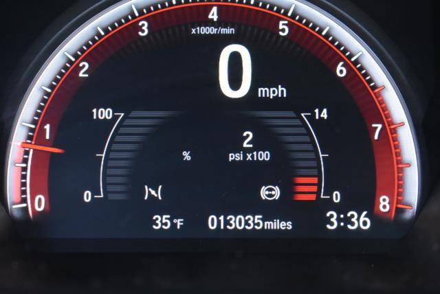 2017 Honda Civic Sedan Si 27