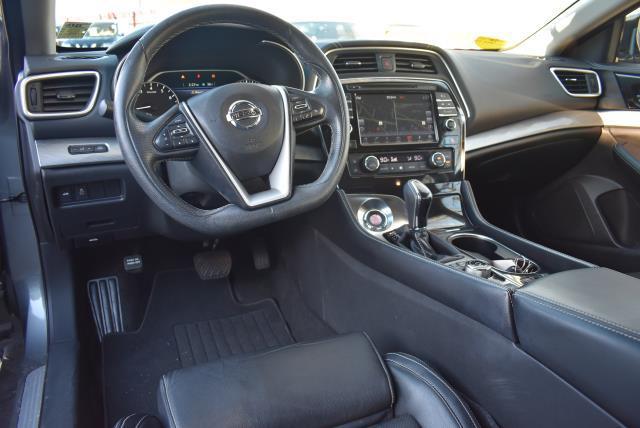 2016 Nissan Maxima 3.5 SV 14