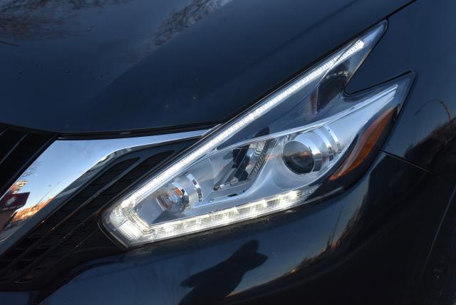 2015 Nissan Murano Platinum 8