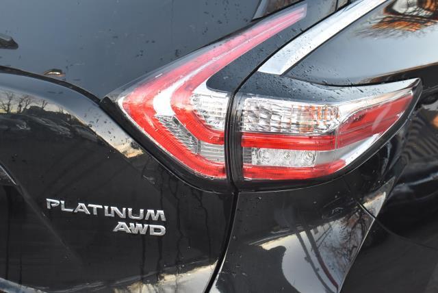 2015 Nissan Murano Platinum 9