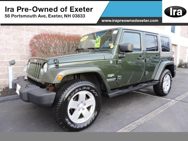 2007 Jeep Wrangler Unlimited Sahara for sale in Exeter, NH