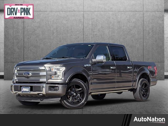 2015 Ford F-150 Platinum for sale in Corpus Christi, TX
