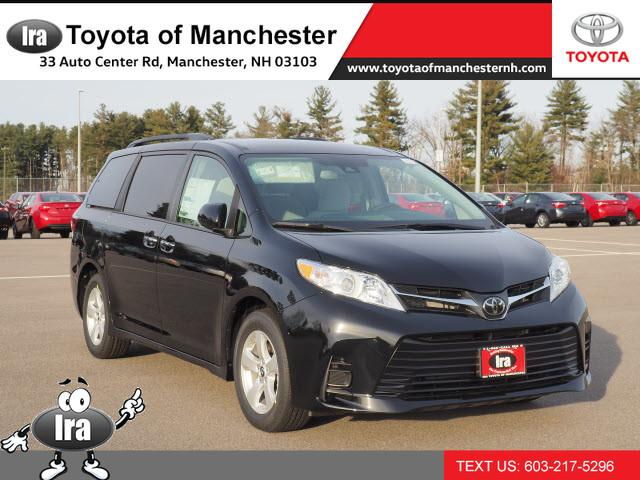2019 Toyota Sienna LE for sale in Manchester, NH