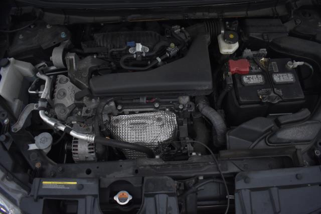 2016 Nissan Rogue SL 12