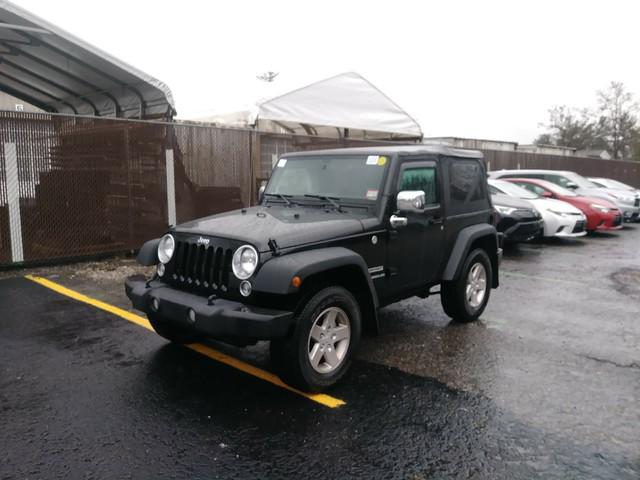2016 Jeep Wrangler Sport for sale in Manchester, NH