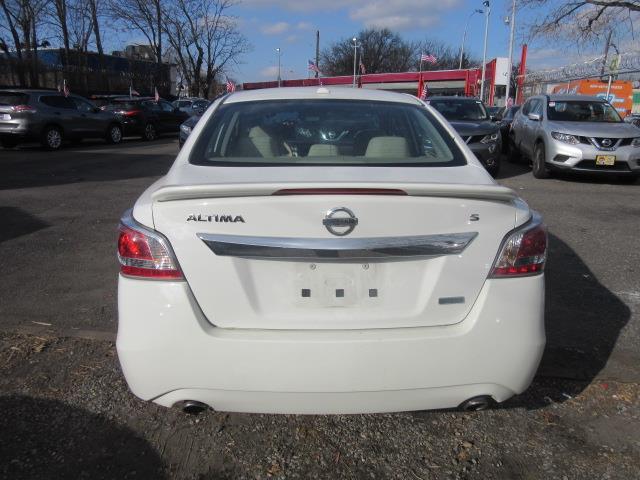 2015 Nissan Altima 2.5 S 4