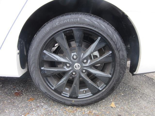 2018 Nissan Sentra SR 10
