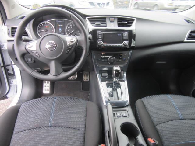 2018 Nissan Sentra SR 13