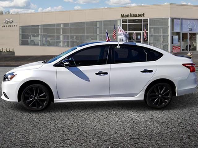2018 Nissan Sentra SR 0