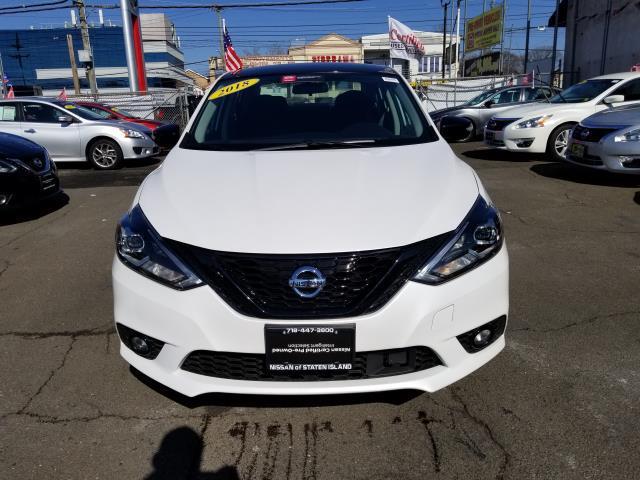 2018 Nissan Sentra SR 6
