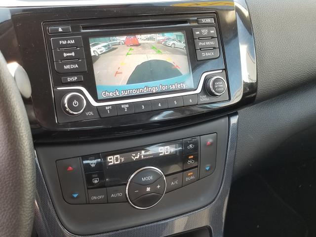 2018 Nissan Sentra SR 21