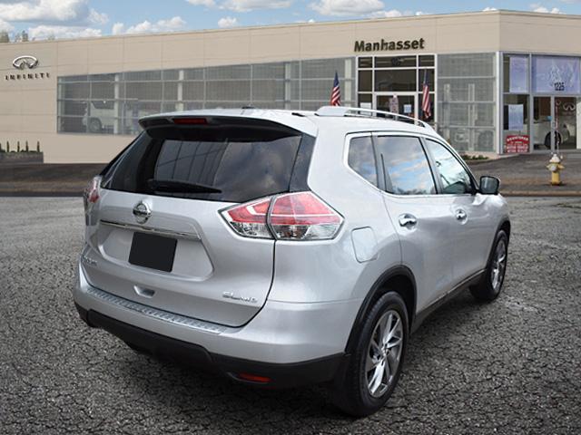 2015 Nissan Rogue SL 0