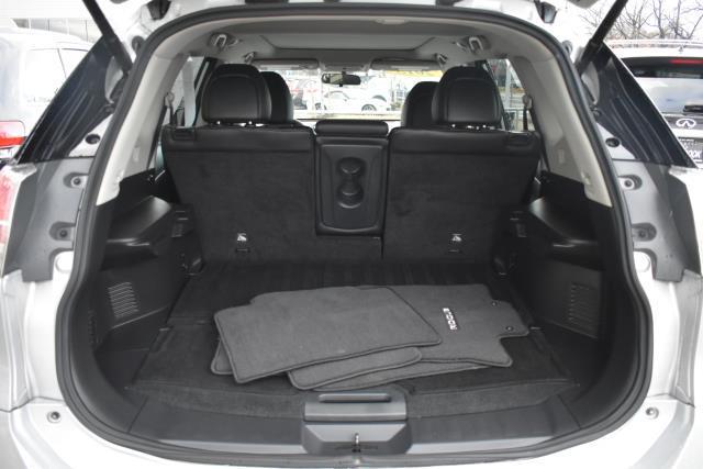 2015 Nissan Rogue SL 5