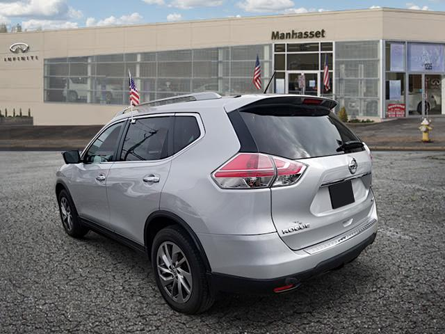 2015 Nissan Rogue SL 1