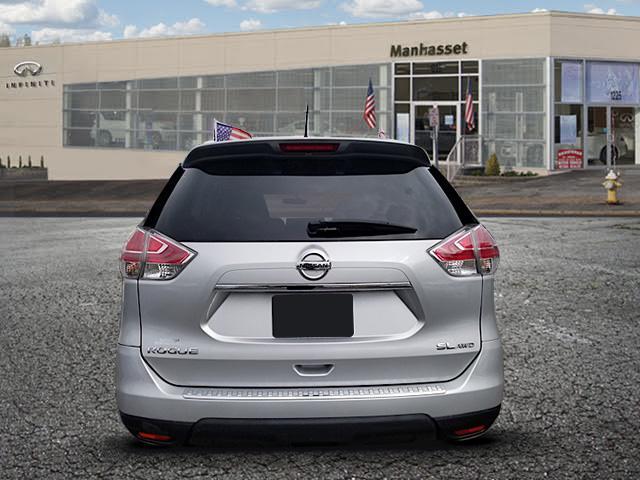 2015 Nissan Rogue SL 2