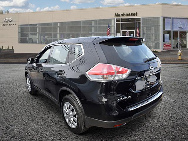 2016 Nissan Rogue S 0