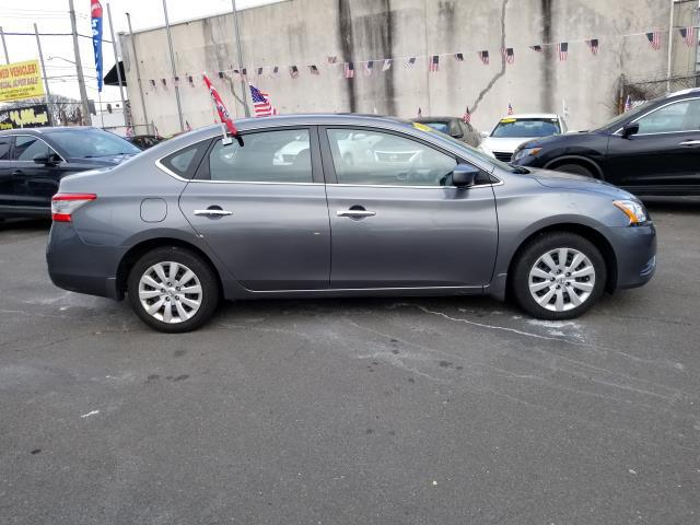 2015 Nissan Sentra SV 4