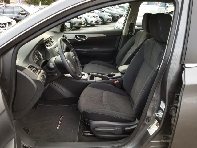 2015 Nissan Sentra SV 8