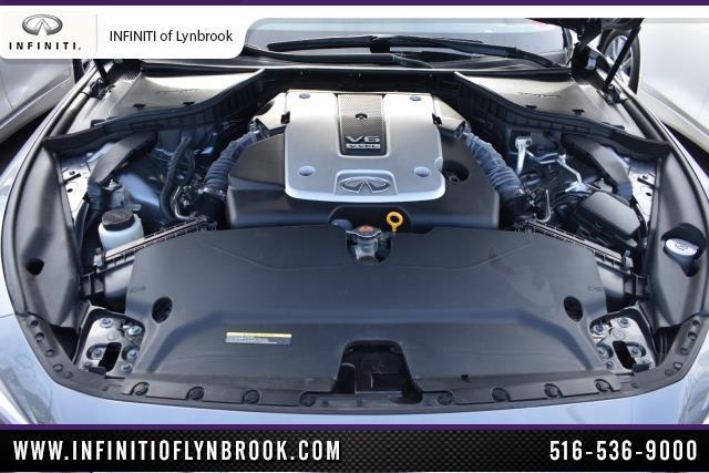 2015 INFINITI Q50 4dr Sdn AWD 8