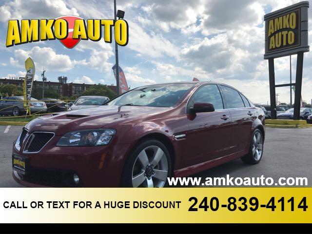 2009 Pontiac G8 for sale near Laurel, MD