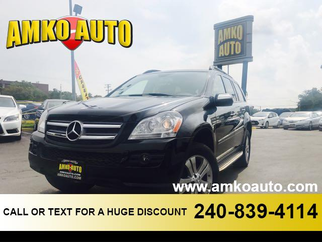2009 Mercedes-Benz GL-Class 4.6L for sale in Laurel, MD