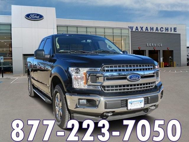 2018 Ford F-150 XLT 4WD SuperCab 6.5' Box