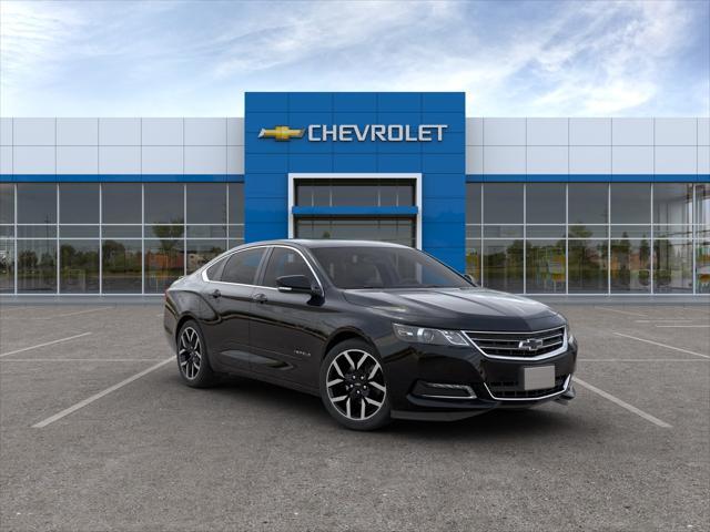 Black 2019 Chevrolet Impala LT 4dr Car Huntington NY
